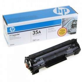 Toner Printer Laser HP 35A-CB435A