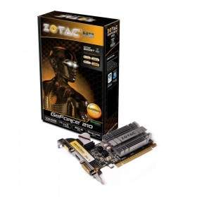 GPU / VGA Card Zotac N210 1GB DDR3