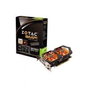GPU / VGA Card Zotac GTX 760 AMP! 2GB DDR5