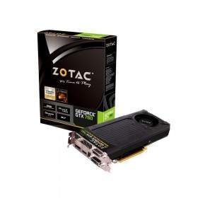 GPU / VGA Card Zotac GTX 760 2GB DDR5