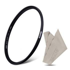 Filter Lensa Kamera ZOMEI Slim UV Filter 52mm