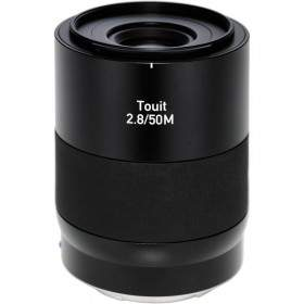 ZEISS Touit macro 50mm f/2.8mm E-mount