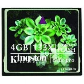 Kingston CompactFlash 133x 4GB