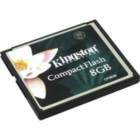 Memory Card / Kartu Memori Kingston CompactFlash Standard 8GB