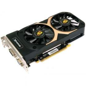 GPU / VGA Card Digital Alliance GeForce GTX 750 Ti StromX Dual 2GB DDR5