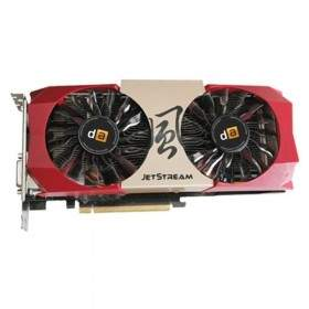 GPU / VGA Card Digital Alliance GeForce GTX 760 JetStream 2GB DDR5