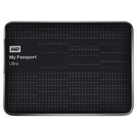 Harddisk HDD Eksternal Western Digital My Passport Ultra 500GB