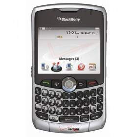 Handphone HP BlackBerry Curve 8330