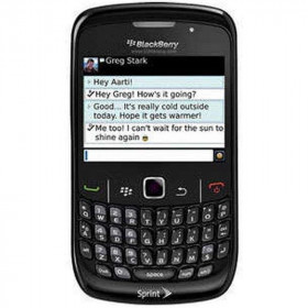 Handphone HP BlackBerry Curve 8530 Aries