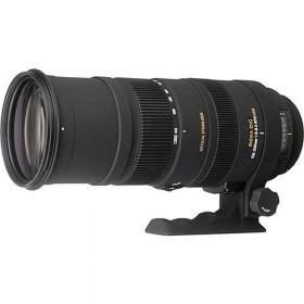 Sigma 150-500mm f / 5-6.3 OS HSM APO