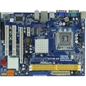 Motherboard Power Xtreme G31-775