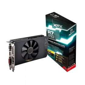 GPU / VGA Card XFX R7-250A-ZNF4 1GB GDDR5