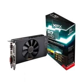 GPU / VGA Card XFX R7-240A-CNF4 1GB GDDR5
