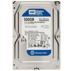 Harddisk Internal Komputer Western Digital Caviar Blue WD5000AAKX 500GB