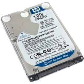 Western Digital Scorpio Blue WD10JPVT 1TB