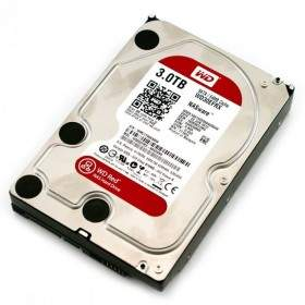 Harddisk Internal Komputer Western Digital Caviar red WD30EFRX 3TB