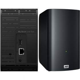 Western Digital My Book Live Duo 8TB