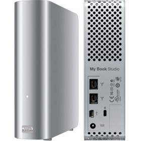 Harddisk HDD Eksternal Western Digital My Book Studio 2TB