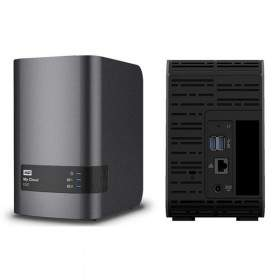 Western Digital My Cloud EX2 4TB