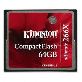 Kingston CompactFlash Ultimate 266x 64GB