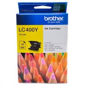 Tinta Printer Inkjet Brother LC400Y