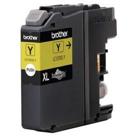 Tinta Inkjet Brother LC535XL-Y