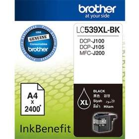 Tinta Printer Inkjet Brother LC539XL-BK