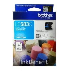 Tinta Printer Inkjet Brother LC583C