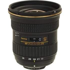Tokina AT-X PRO FX AF 17-35mm f/4