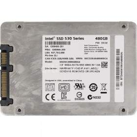 Harddisk Internal Komputer Intel SSD 530 Series 480GB
