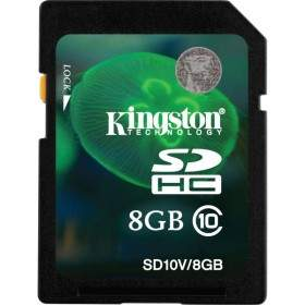 Memory Card / Kartu Memori Kingston SDHC Class 10 8GB