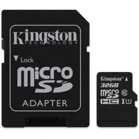 Memory Card / Kartu Memori Kingston microSDHC Class 10 32GB