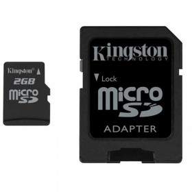 Kingston microSDHC 2GB