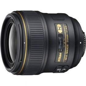 Sony 35mm f/1.4 G Wide Angle