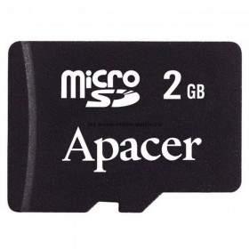 Kartu Memori Apacer microSD class 4 4GB