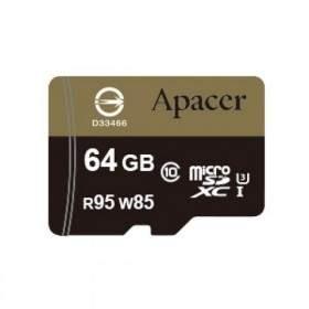 Memory Card / Kartu Memori Apacer microSD class 10 64GB