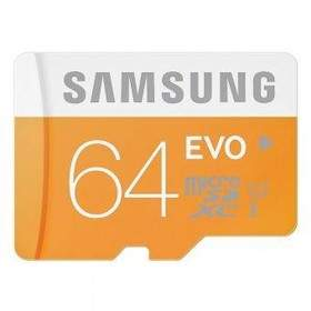 Samsung MicroSDXC MB-MP64D 64GB Class 10