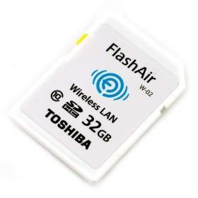 Toshiba FlashAir SDHC Class 10 16GB