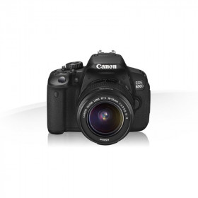DSLR Canon EOS 650D Kit 18-135mm