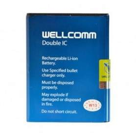 Baterai & Charger HP Wellcomm Battery For Samsung Galaxy Note 2