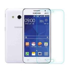 Tempered Glass HP Wellcomm Tempered Glass Blue Light Cut 9H For Samsung Galaxy Core 2