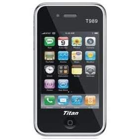 HP Titan T989 journey