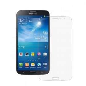 Wellcomm Tempered Glass easy wipe For Samsung Galaxy Mega
