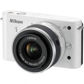Mirrorless Nikon 1 J1 Kit 10mm + 10-30mm