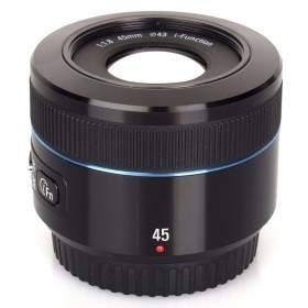 Lensa Kamera Samsung NX 45mm f / 1.8