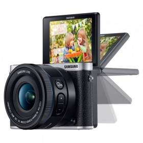 Mirrorless Samsung NX3300 Kit 16-50mm