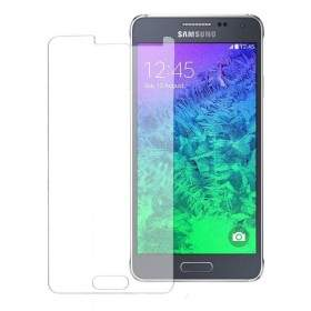 Tempered Glass HP Delcell Tempered Glass Round For Edge Samsung Galaxy A3