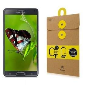 Tempered Glass HP Baseus Clear Film For Samsung Galaxy Note 4