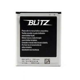 Tempered Glass HP BLITZ Double Power battery For Samsung Galaxy Star Plus
