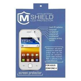 Tempered Glass HP M-Shield Screen Protector Glare For Asus Zenfone 4